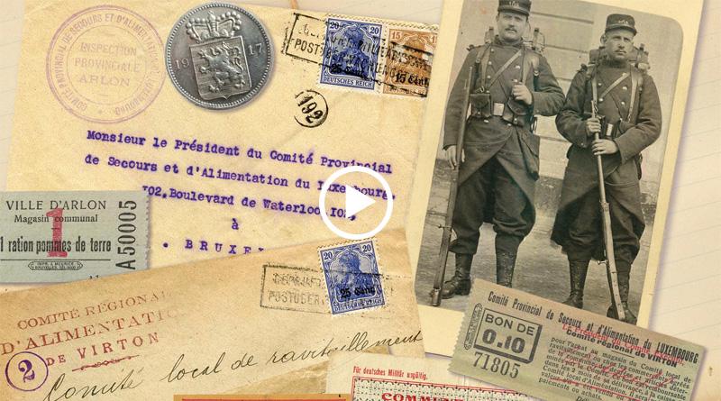 Communication – Les billets de nécessité de la Bataille des Frontières par Frédéric Thiry