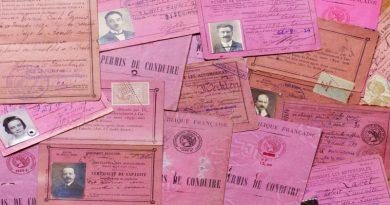 """Histoire de la """"Carte Rose"""" – Les certificats de capacité et permis de conduire de 1888 à 2013"""