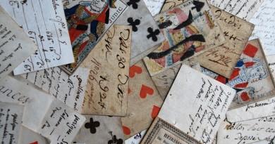 Collectionneurs – Michel Puaud – Cartes à jouer anciennes