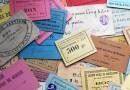 Monnaies carton de l'Aude par Jacques Roussel