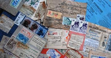 Les paquets familiaux en provenance des colonies françaises par Laurent Bonnefoy