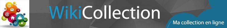 Wikicollection – Gestion et partage de sa collection en ligne