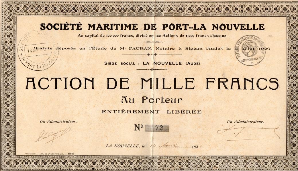 port-nouvelle