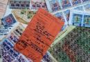 Les comptes de points textiles bancaires et postaux par Daniel Girault